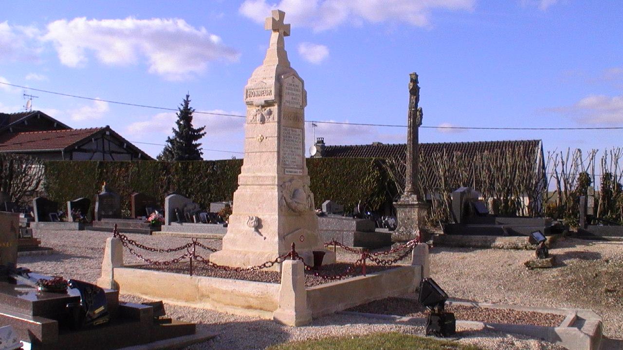 monument aux morts arzillieres